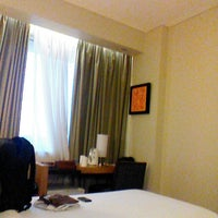 Photo taken at ibis Hotel Solo by JP S. on 4/18/2013