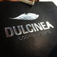 Photo taken at Dulcinea by Rodrigo L. on 10/21/2012