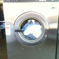 Photo taken at 30th Street Coin Laundry by Marty H. on 9/30/2012