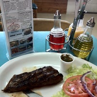 Photo taken at The Argentinian Deli by Hector I. on 7/9/2013
