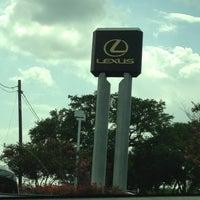 Photo taken at Lexus of Austin by Paul on 6/18/2013
