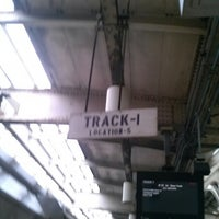 Photo taken at Track 1 by Debora on 4/19/2013