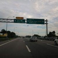 Photo taken at North South Expressways (NSE) by Syafiny B. on 9/22/2012