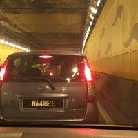 Photo taken at Jalan Tun Razak Tunnel by Carrol N. on 7/15/2016