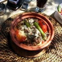 Photo taken at Testi Kebap & Steak by BiRiCiK B. on 5/16/2013