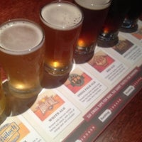 Photo taken at Rock Bottom Brewery by Laura C. on 7/25/2013