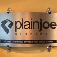Photo taken at PlainJoe Studios by Brandon B. on 11/4/2013
