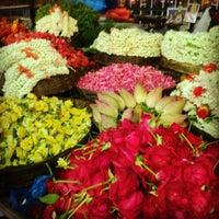 Photo taken at Gandhi Bazaar by Shweta J. on 6/13/2013