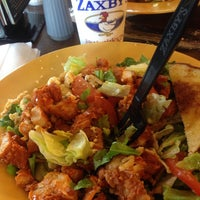 Photo taken at Zaxby's by Monica C. on 4/23/2014