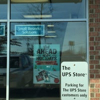 Photo taken at The UPS Store by Jay W. on 2/2/2016