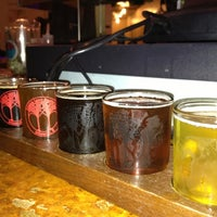 Photo taken at Fountain Square Brewing Company by Tyler M. on 12/1/2012