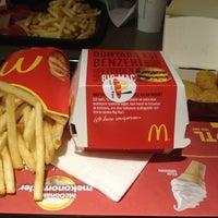 Photo taken at McDonald's by Melisa Ö. on 4/25/2013