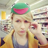 Photo taken at Auchan by Olga N. on 10/13/2016