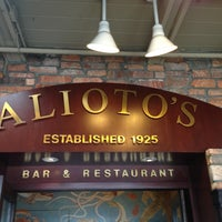 Photo taken at Alioto's Restaurant by Trung L. on 7/23/2013