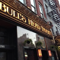 Photo taken at Bull's Head Tavern by Keith M. on 4/26/2013