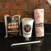 Photo taken at Jimmy John's by Pedro L. on 7/13/2013
