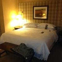 Photo taken at Sheraton Centre Toronto Hotel by Franky L. on 5/18/2013