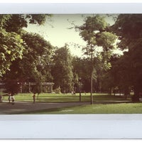 Photo taken at Stadtpark by Mario M. on 6/16/2013