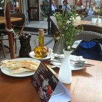 Photo taken at Mario's Trattoria by Yana K. on 7/8/2013