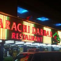 Photo taken at Karachi Darbar كراتشي دربار by Ciggie on 1/4/2013