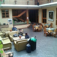 Photo taken at Best Western Los Andes De America by Jaime Q. on 5/17/2013