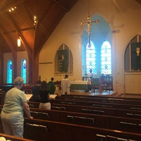 Photo taken at Blessed Sacrament by Chris S. on 7/27/2016