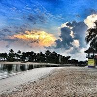 Photo taken at Palawan Beach by K. K. on 5/23/2013