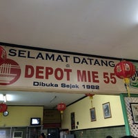 Photo taken at Depot Mie 55 by Hamdi N. on 1/19/2014