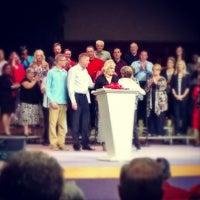 Photo taken at Princeton Pike Church of God by Princeton Pike C. on 8/17/2014