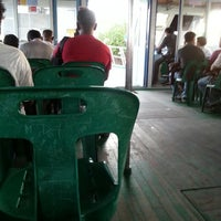 Photo taken at Thilafushi ferry terminal- Thilafushi by Ayiiya M. on 4/24/2013