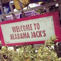 Photo taken at Alabama Jack's by Christy P. on 5/4/2013
