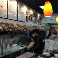 Photo taken at The Bagel Store by Zach K. on 1/12/2013