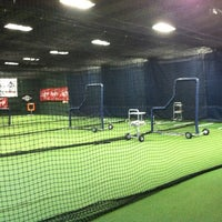 Photo taken at Carmen Fusco Pro Baseball/Softball Academy by Kari L. on 7/2/2013