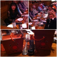 Photo taken at Outback Steakhouse by Lynn M. on 12/7/2012