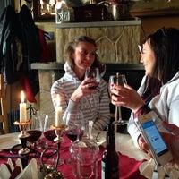 Photo taken at In Vino Veritas by Натали Р. on 5/2/2014