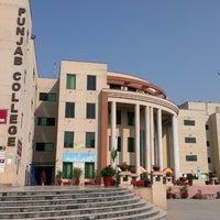 Photo taken at Punjab College by Mashood G. on 9/18/2014