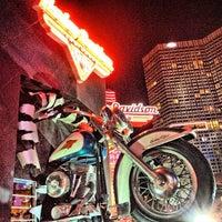Photo taken at Harley-Davidson Cafe by Vitaly V. on 3/4/2013