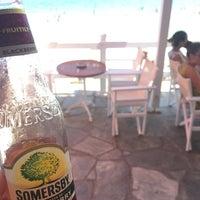 Photo taken at Almyra Beach Bar by Natalija B. on 8/7/2016
