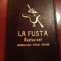 Photo taken at La Fusta by Deborah on 7/28/2013