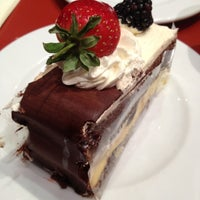 Photo taken at Patisserie Valerie by Erinma O. on 1/13/2013