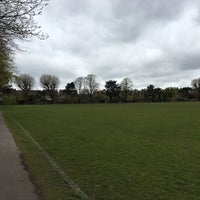 Photo taken at Dundonald Recreation Ground by brian s. on 5/2/2016