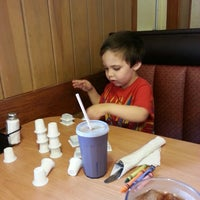 Photo taken at Perkins Restaurant & Bakery by Vance C. on 6/1/2013