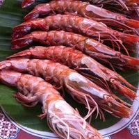 Photo taken at Lantay by Pacharapun T. on 9/30/2012