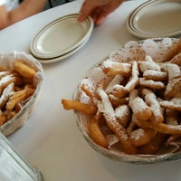 Photo taken at Chez Beignets II by Vol T. on 6/28/2015