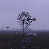Das Foto wurde bei Landschaftspark Duisburg-Nord von Katrin am 12/23/2012 aufgenommen