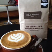 Photo taken at Stumptown Coffee Roasters by rik p. on 5/26/2013