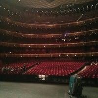 Photo taken at New York City Ballet by jeremy w. on 5/18/2013