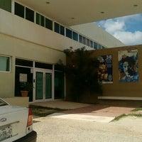 Photo taken at Unidad Universitaria de Rehabilitacion by Andre0o0ta on 10/13/2015
