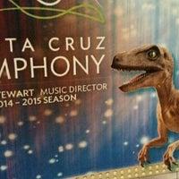 Photo taken at Santa Cruz Civic Auditorium by Todd G. on 6/7/2015