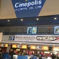 Photo taken at Cinépolis by Juan V. on 11/11/2012